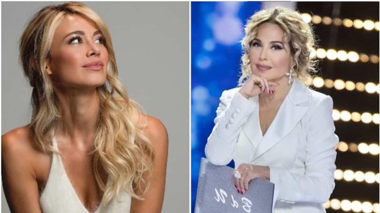 """Pomeriggio 5, Barbara d'Urso una furia contro Diletta Leotta: """" … ma chiuditi in casa e taci …"""""""