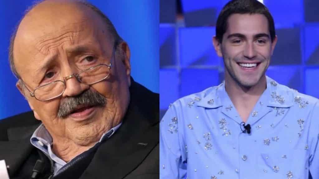 """Maurizio Costanzo diretto e duro con Tommaso Zorzi: """"Impara a vivere …"""""""