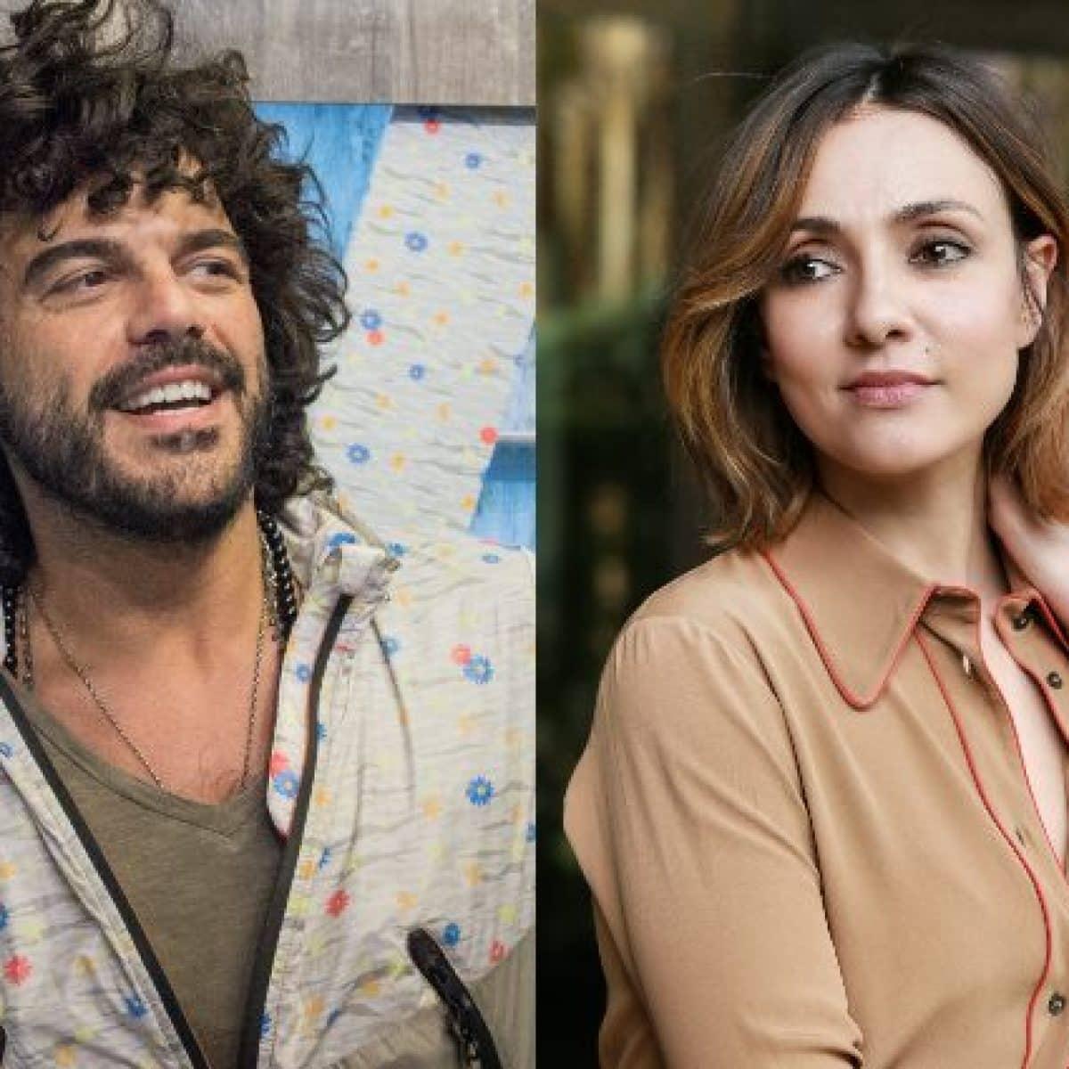 """Francesco Renga e Ambra al concerto del 1 maggio: """"I giorni più belli li ho vissuti con te"""" , lei gli sorride e …"""