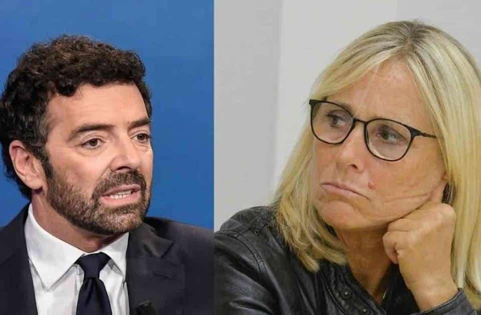 """""""Federica Sciarelli e Alberto Matano ai ferri corti"""" e lui decide di raccontare tutto"""