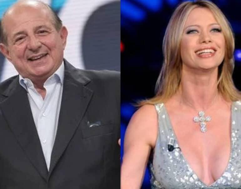 """Alessandro Cecchi Paone diretto su Anna Falchi a I Fatti Vostri, """"con un cambio del genere …"""""""