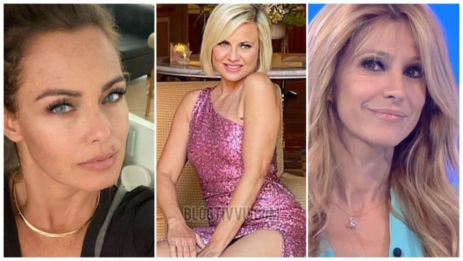 Grande Fratello Vip, Antonella Elia al veleno contro chi prenderà il suo posto, Sonia Bruganelli e Adriana Volpe