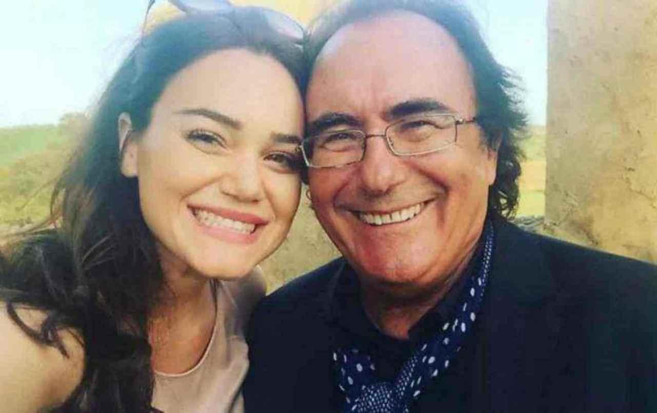 """Oggi è un altro giorno, la figlia Romina Carrisi senza freni su Albano e Romina Power """"Loro sono una …"""""""