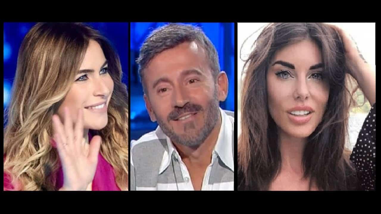 Domenica In, Max Biaggi ha bellissime parole per Eleonora Pedron ma non per Bianca Atzei, Mara Venier resta senza parole