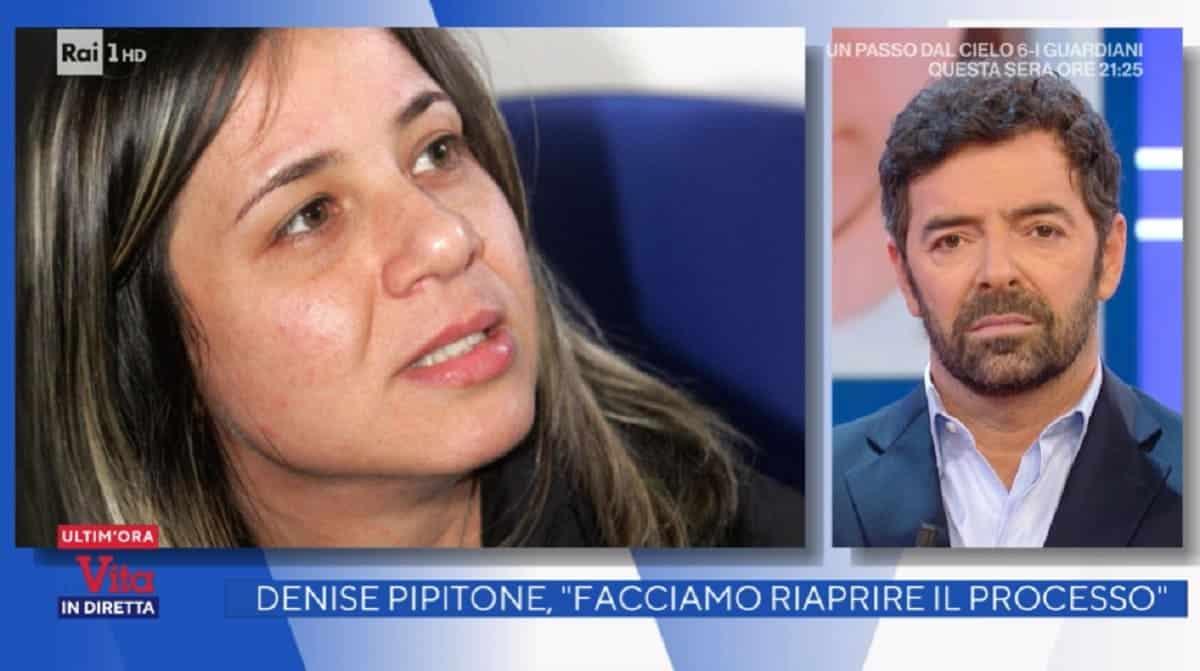 """La Vita in Diretta, ospite Piera Maggio Alberto Matano le dice: «Vedo che ti sei …"""", cala il silenzio in studio"""