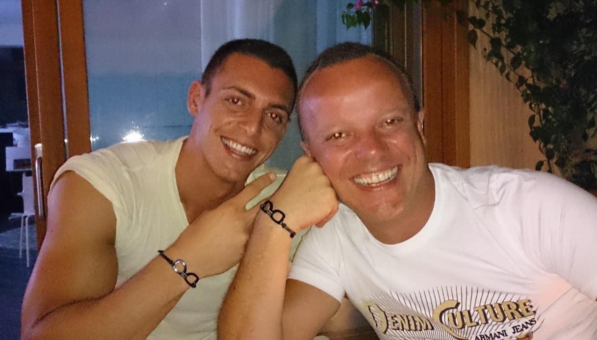 Gigi D'Alessio, il figlio Claudio nella bufera, l'ex colf gli muove accuse pesantissime