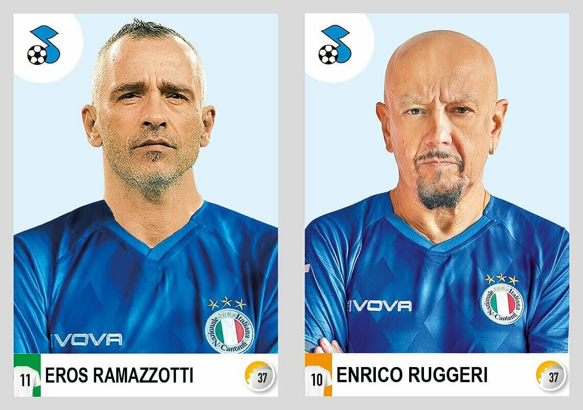 """Enrico Ruggeri, una furia """"Eros Ramazzotti ha …"""", il popolo del web commenta in massa"""