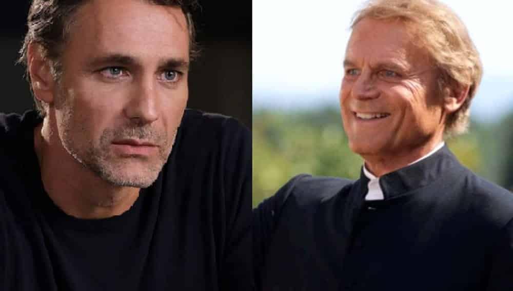 """Don Matteo, Terence Hill va vai e Raoul Bova  dice """"E' stato lui che …"""""""