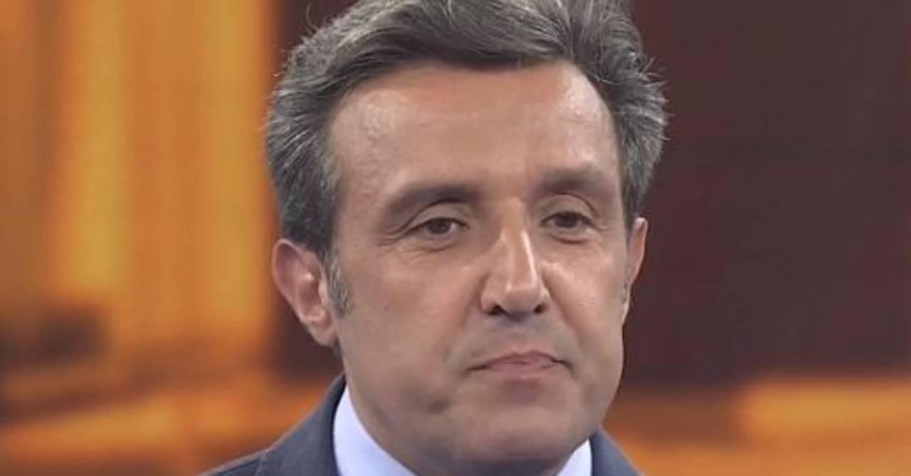 """Maurizio Costanzo diretto su Flavio Insinna: """"Corrado ha portato al successo Il pranzo è servito e ora Insinna …"""""""