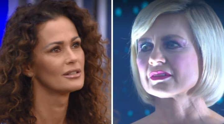"""Antonella Elia lancia una bomba sulla lite con Samantha De Grenet e dice: """"Mi è stato suggerito di dirglielo …"""""""