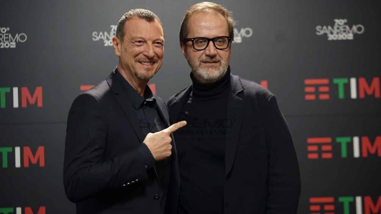 """Amadeus, Stefano Coletta  non usa mezzi termini """"A Sanremo Amadeus ha fatto …"""""""