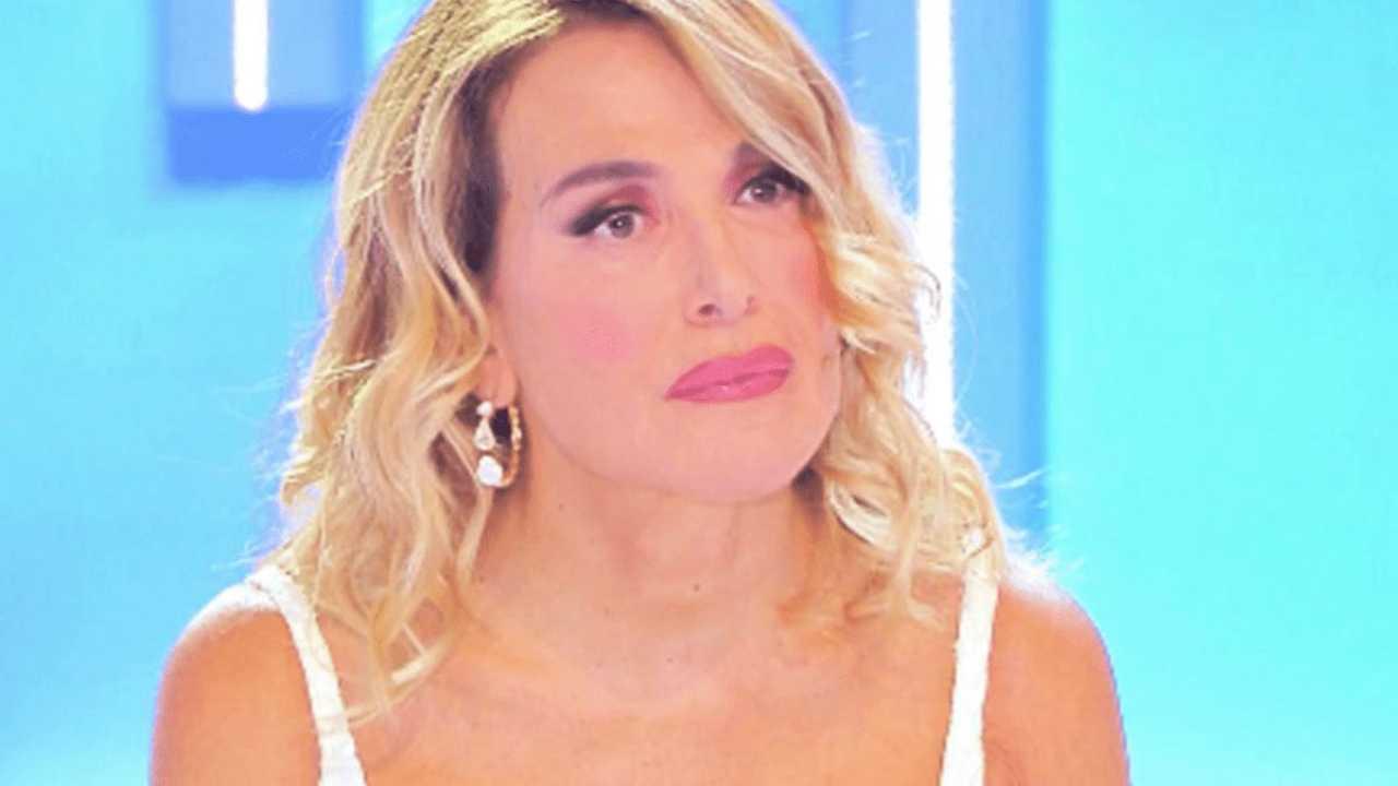 Pomeriggio 5 lite in diretta tv, Barbara D'Urso non crede alle sue orecchie