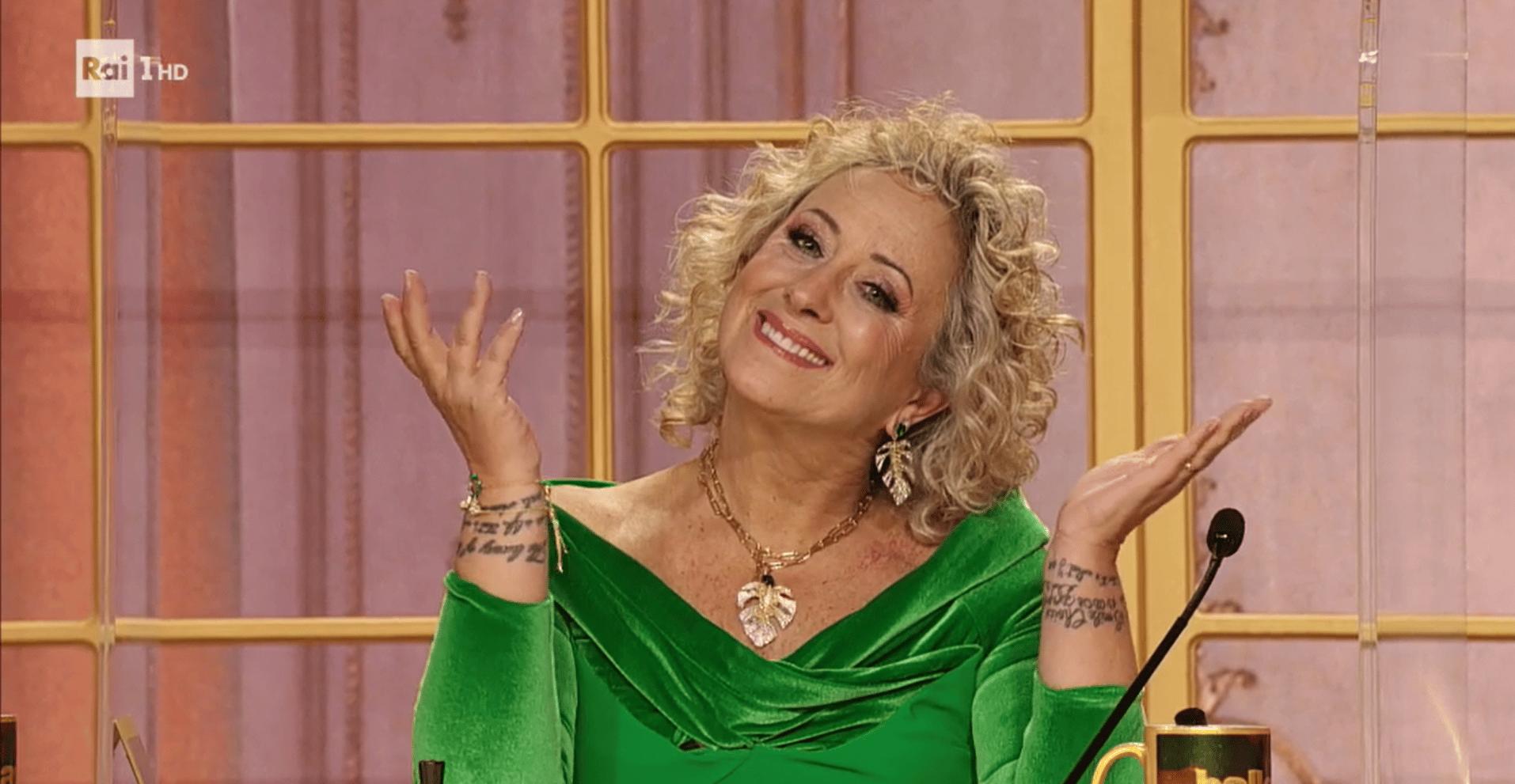 """Carolyn Smith sui social """"Grazie a Simona Ventura …"""""""