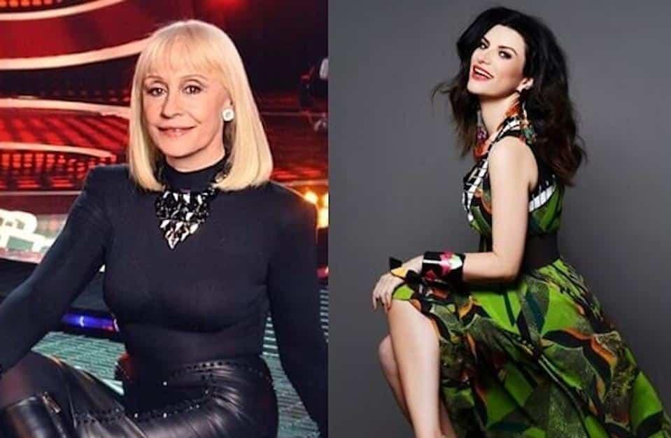 """Laura Pausini dedica un momento sui social a Raffaella Carrà e il web la massacra: """"Agghiacciante"""""""