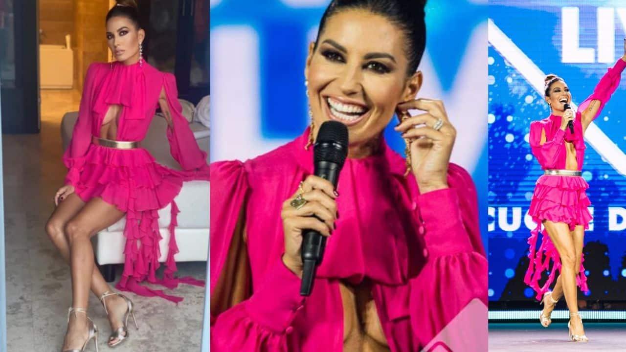 """Elisabetta Gregoraci, per la prima puntata di Battiti Live 2021 sommersa dalle critiche """"E' imbarazzante …"""""""