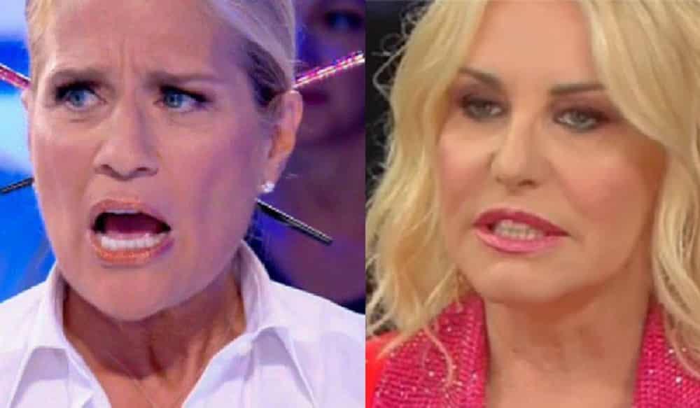 """Heather Parisi al veleno contro Antonella Clerici """"Basta …"""""""
