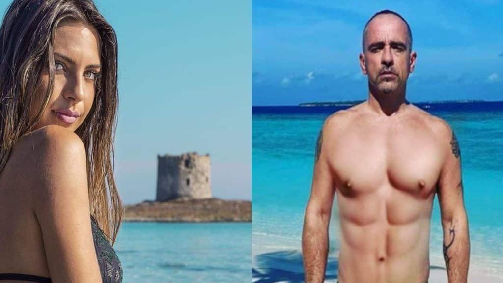"""Eros Ramazzotti, fotografato con la ventiduenne Marta Delogu in grande complicità, decide di parlare lei """"Mi meraviglio …"""""""