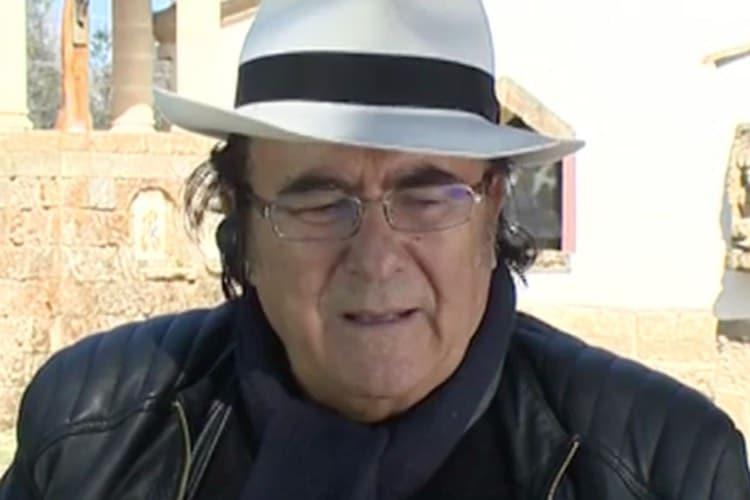 """Albano, Orietta Berti al suo posto a The voice senior e lui dice """"Per anni non l'hanno considerata e ora …"""""""