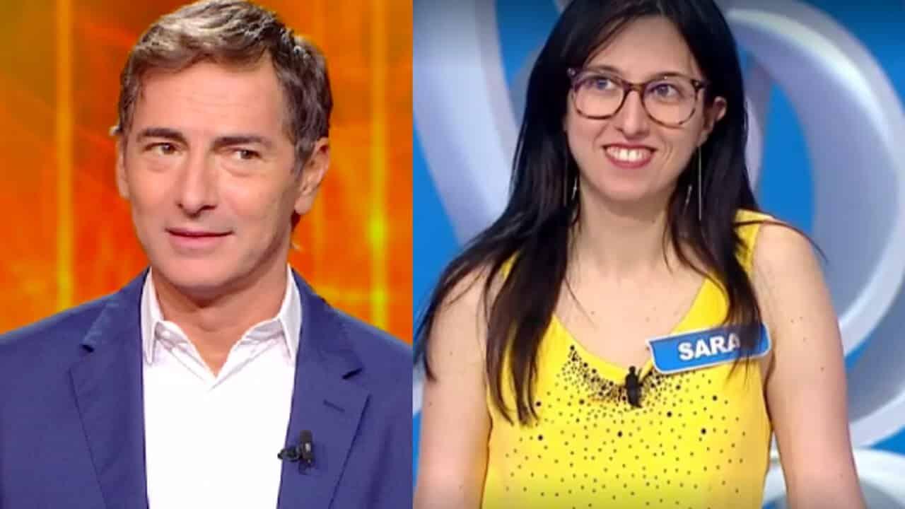 Reazione a Catena, la campionessa Sara Vanni denuncia di essere stata offesa e Marco Liorni interviene con un post sui social