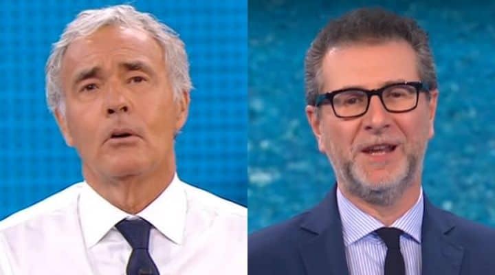 """Massimo Giletti al veleno contro Fabio Fazio: """"Glielo ho pure dimostrato che …"""""""