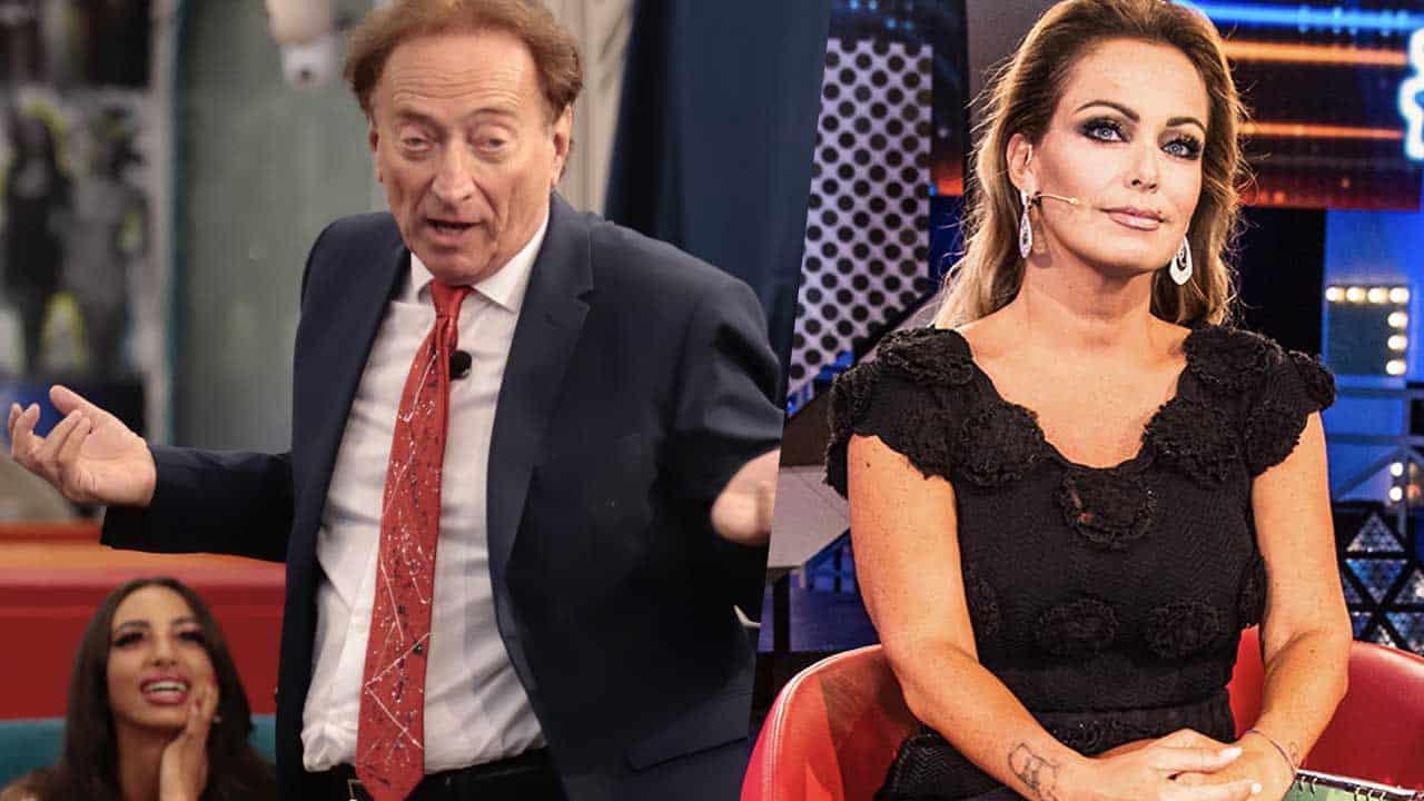 Grande Fratello Vip, Sonia Bruganelli attacca Amedeo Goria in diretta e poi Alfonso Signorini …