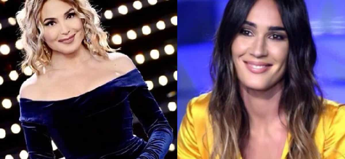 """Silvia Toffanin la Domenica al posto di Barbara D'Urso e, senza mezzi termini, dice: """"Lei è una …"""""""