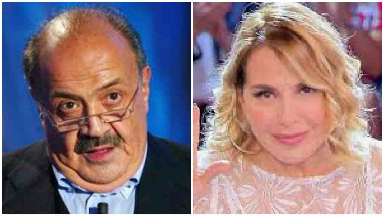 """Barbara d'Urso, le parole durissime di Maurizio Costanzo: """"Non si può …"""""""
