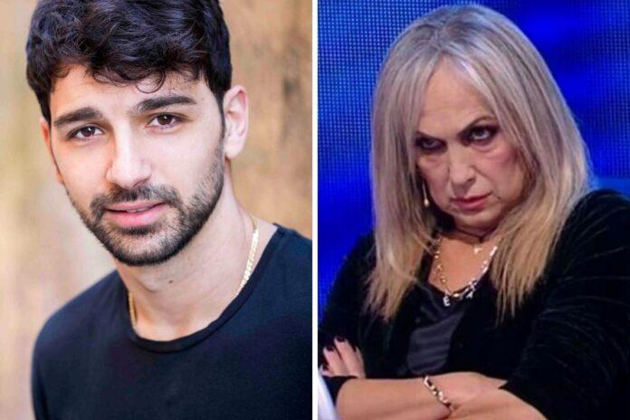 """Amici, Alessandra Celentano al veleno contro Raimondo Todaro """"La differenza tra me e lui è che …"""""""