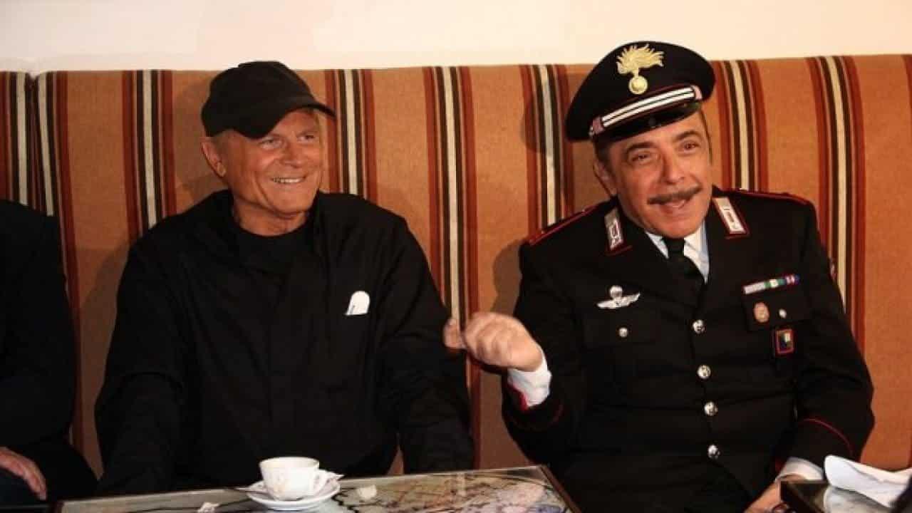 Terence Hill dice addio a Don Matteo, la reazione di Nino Frassica mette i brividi