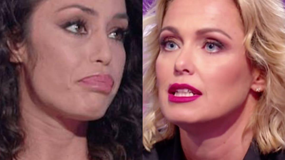 """Gf vip 6, Sonia Bruganelli durissima contro Raffaella Fico """"Nella casa sei …"""" e la Fico le risponde a tono"""